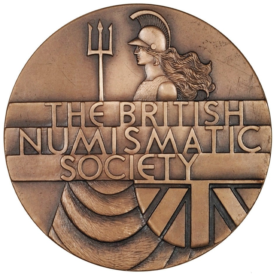 British Numismatic Society logo
